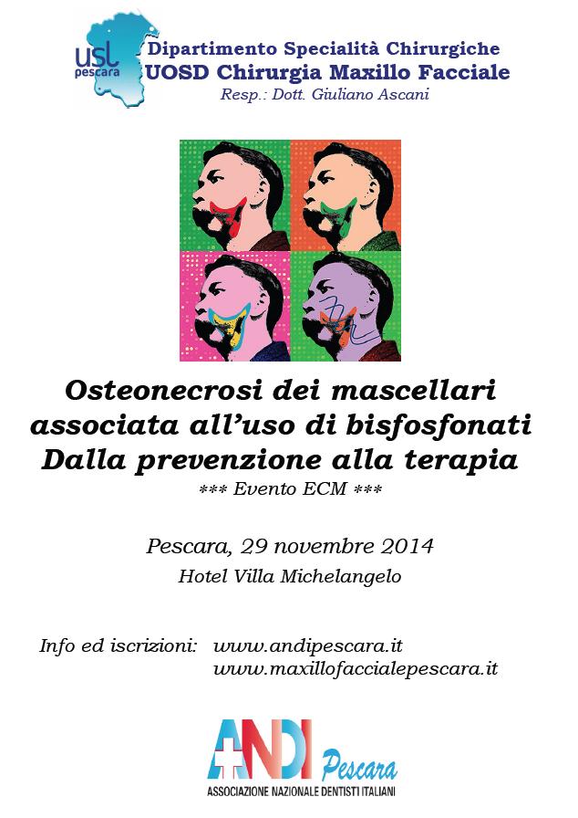 Osteonecrosi dei mascellari associata all'uso di bisfosfonati (BRONJ): dalla prevenzione alla terapia