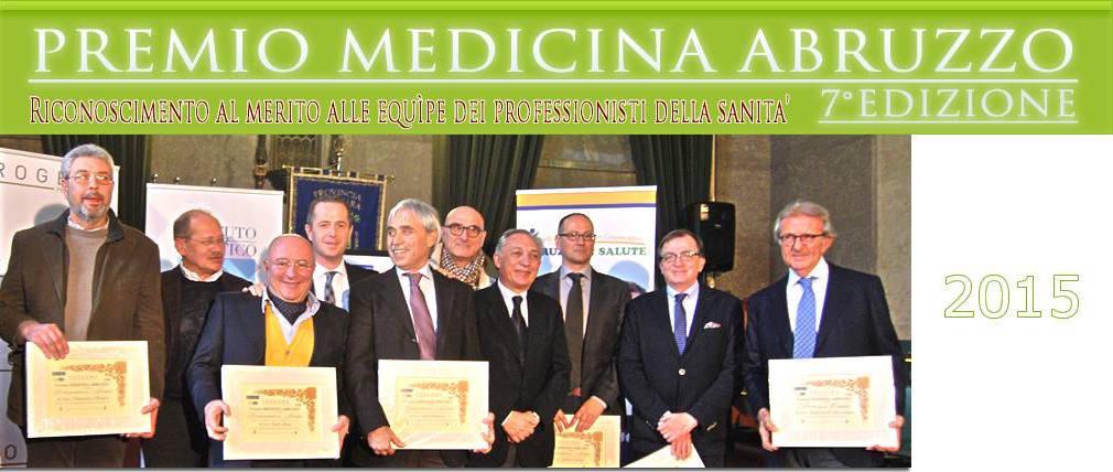Premio Medicina Abruzzo
